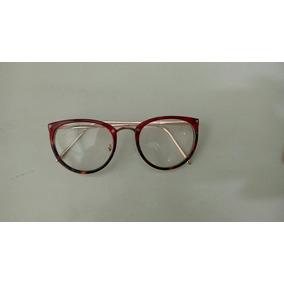 Armação De Óculos Italiana Modo - Beleza e Cuidado Pessoal no ... ec1437b9b7