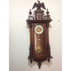 ab116d0bf64 Antigo Relogio De Parede Aguia - Relógios Antigos no Mercado Livre ...