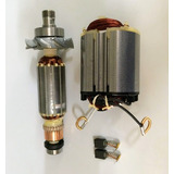 Kit Rotor + Estator P/ Tupia 3709 / 3710 Makita 110v