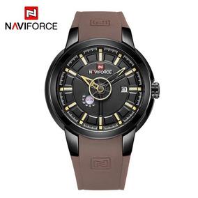 Relógio Naviforce Masculino Luxo - Modelo Nf 9107 Original