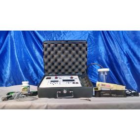 Kit Master 4en1 Desintoxicador Plata Coloidal Frecuecias Pro