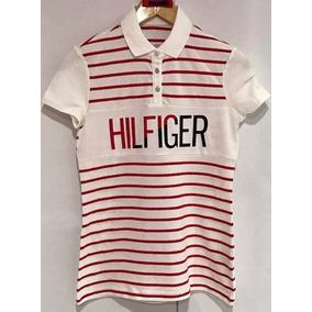 Camisa Polo Feminina Tommy Hilfiger Original! - Calçados 1c6a6431a4172