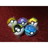 Pokeball Pokemon Incluye Figura