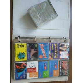 Coleção De Cartões Telefônicos Antigos - 840 Cartões
