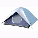 Barraca Camping Luna 4 Pessoas Mor + Colchão Inflável Casal