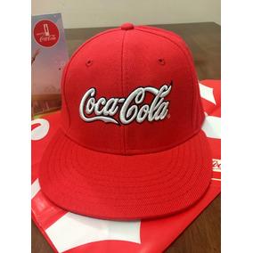 Boné Aba Reta Importado 100% Original Coca-cola Atlanta usa b94246b4749bd