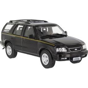 Miniatura Chevrolet Blazer Executive 1997 - Coleção Chevrol