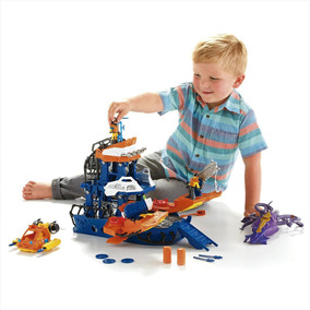 Playset Imaginext - Navio Comando Do Mar - Fisher-price