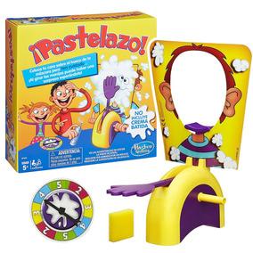 Juego Pastelazo Original Hasbro Tv Pie Face Tortazo Alclick