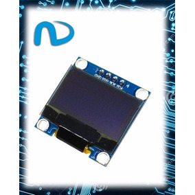 Display Lcd Serial Arduino Oled 0.96