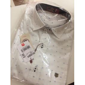 Camisa Baumgarten Manga Curta Cod46906 - Calçados 3255e861e4dfd