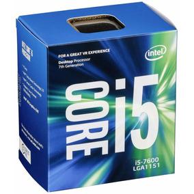 Procesador Intel Core I5 7600 7ma Socket 1151 - 4.20 Ghz
