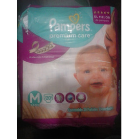 Pañales Pampers Premium Care 5 Estrellas