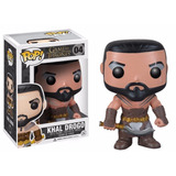 Funko Pop! Khal Drogo #04 Game Of Thrones Serie Hbo