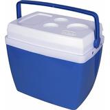 Caixa Termica Cooler Grande 34 Litros Alça Porta Copos Gelo