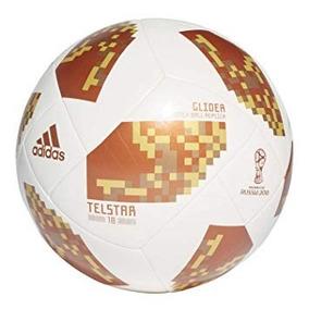 Genial Balon Final Mundial 2018 Telstar Dorado Gold Talla 5 bb173320a5fcb