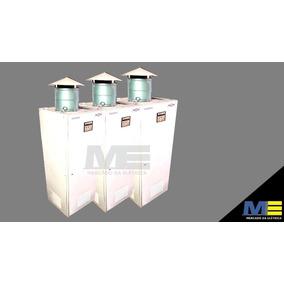 Banco Capacitor Trifásico Autom 100 Kvar 220/380