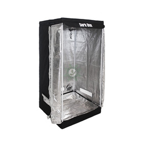 Estufa Dark Box Cultivo Grow Indoor 80x80x160 Led Refletor