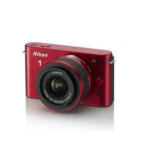 Câmera Digital Nikon J1 10.1 + Lente 10-30mm