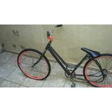 Bicicleta Monark Brisa Modificada Reibaixada