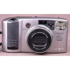 Camara Minolta Riva 140ex 35mm Panoramica