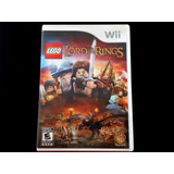 ¡¡¡ Lego Lord Of The Rings Para Nintendo Wii !!!