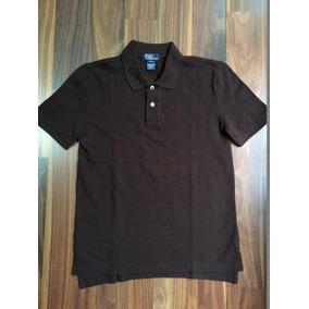 Camisa Polo Infantil Ralph Lauren M Nova Importada Original 12439c0114b
