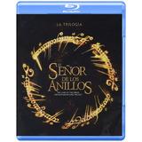 El Señor De Los Anillos Trilogia Boxset Blu-ray