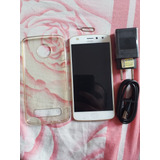 Motorola Moto Z2 Play 4g 64gb Dual Chip Dourado Lindo.