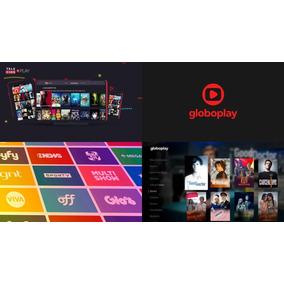 Promoção! Telecine Play! Globoplay & Sat E Muito +