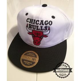 Gorras Chicago Bulls Snapback - Ropa y Accesorios en Mercado Libre ... b28a1db7126