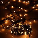 200 Luces Arroz Decoración Guirnaldas Navidad