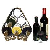 Craft & Home Cava Artesanal Diseñada Para 6 Botellas