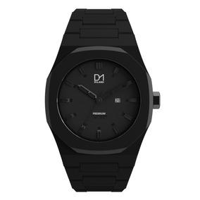 Reloj Ultraligero Premium Black Black D1 Milano