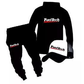 Blusa Fueltech - Moletom Masculino no Mercado Livre Brasil 2b520cc2ac82c