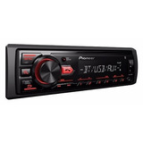Radio Auto Pioneer Mvh-295bt Bluetooth Mp3 Am/fm Android