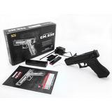 Pistola Glock Cm30 Cyma Airsoft Elétrica