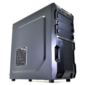 Gabinete Grande Gamer Usb Frontal Cl-g30r Visutec