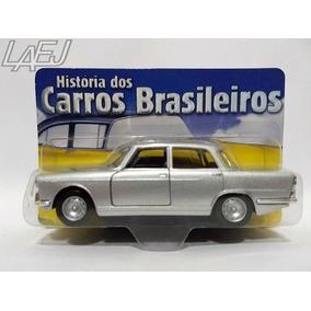 Miniatura Alfa Romeu Jk2000 - Hist.carros Brasileiros