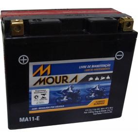 Bateria Moura Yt12b Bs Ma11 E -xt660, Xj6 Srxfz 6/6 E Yzf R1