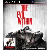 The Evil Within + Season Pass Ps3 Digital Gcp