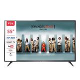 Led Tcl 55pulgadas 55p65us 4k Smart Tv Control Netflix
