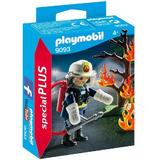 Playmobil Special Plus 9093 Bombero Arbol Llamas Mundomanias