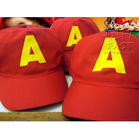 10 Bonés Infantil Personalizados Alvin 721ccaecf0d