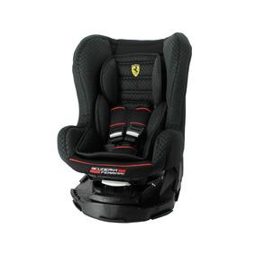 Cadeira Para Auto Reclinável Revo Sp Ferrari Black- 0 A 18kg