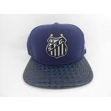 Boné New Era 950 Santos Futebol Clube Simbolo Sublima Azul fc5f76e5491