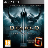 Diablo 3 Reaper Of Souls Ultimate Edition Ps3 Digital Gcp