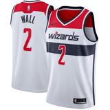 5bcf2e0b4 Camisa Regata Nba Basquete 2 Washington Wizards  2 Wall