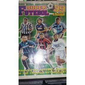 Álbum De Figurinhas Super Craques 1999,faltando 14 Cromos