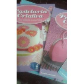 Revistas Confeitaria Criativa (cake Desing)